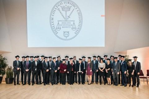 Fakultätsfeier 2016